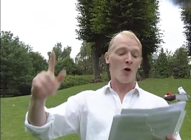 Video: Den evige Jyde til Poesiens Dag