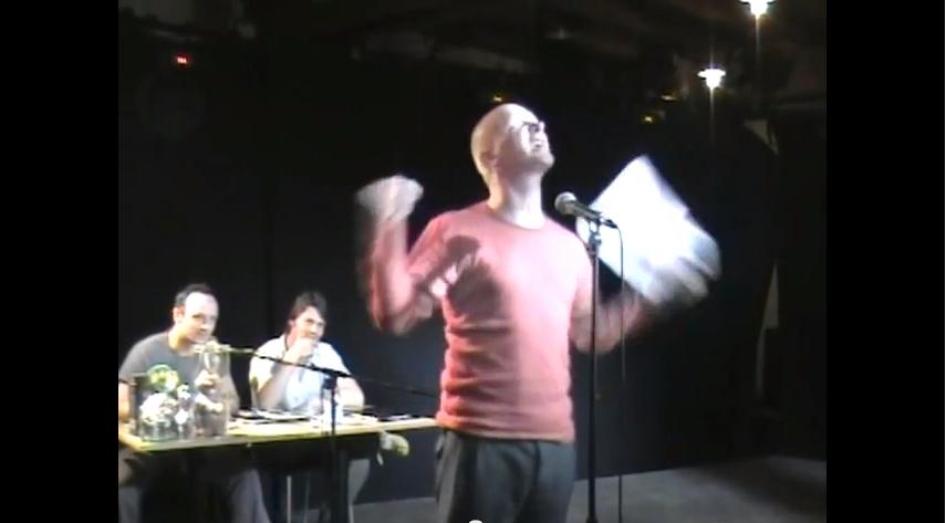 Video: Den Evige Jyde til Aarhusmesterskaberne i Poetry Slam