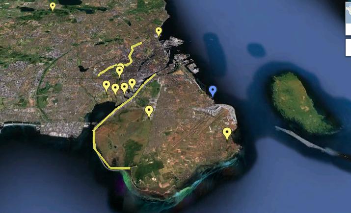 Google Maps: Jeg ved, hvad vi lave skal til sommer …